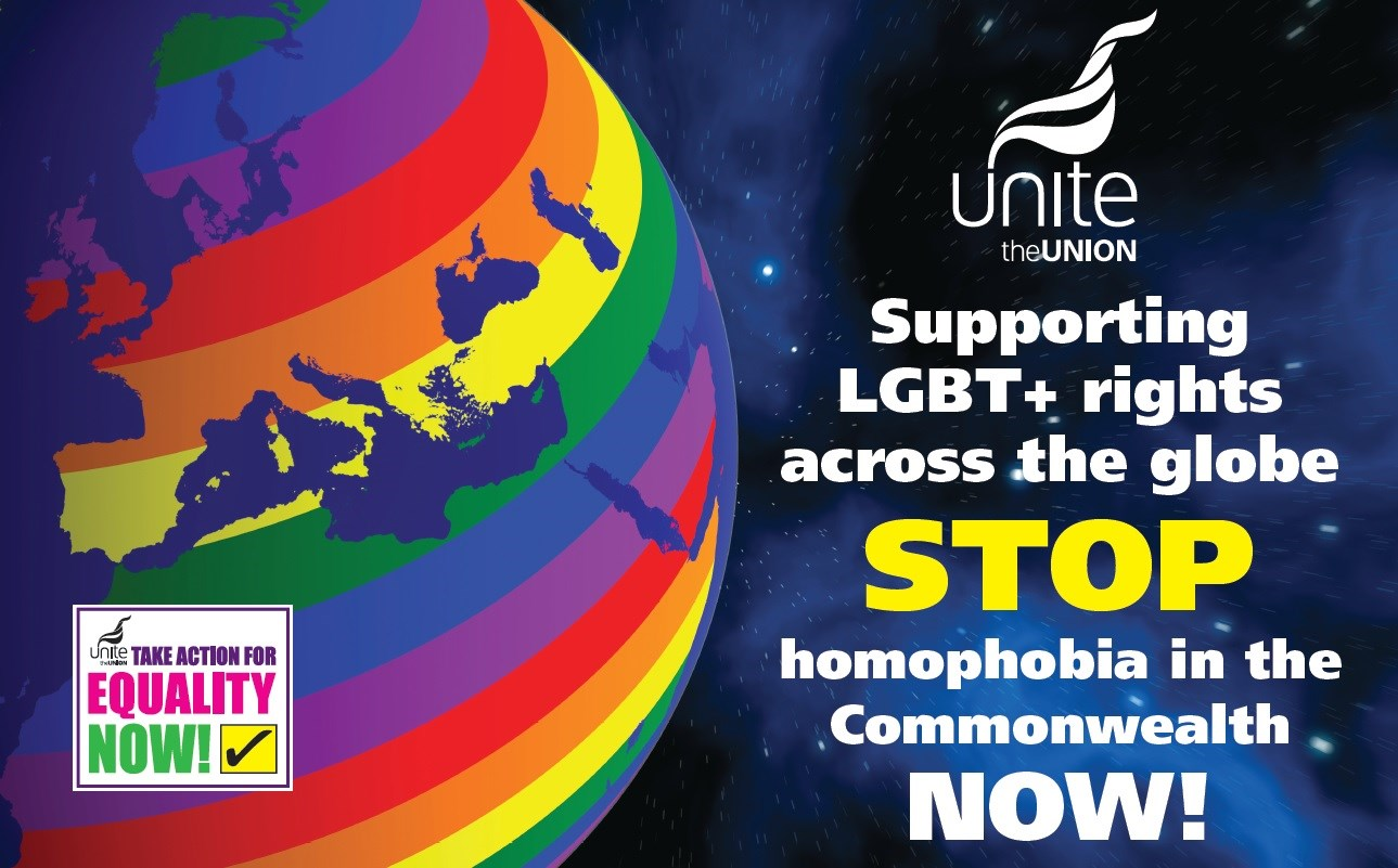 Supporting LGBT+ rights across the globe
